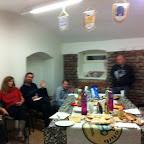 Výroční schůze v klubovně - 24. listopadu 2011