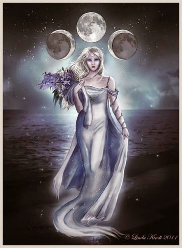 Honoring The Triple Goddess Within You