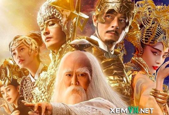 Phim Phong Thần Bảng Truyền Kỳ - League of Gods