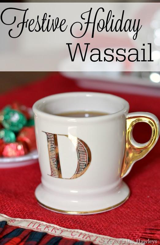 Festive Holiday Wassail