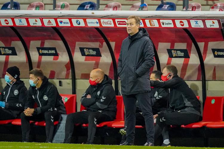 """Kasper Hjulmand peste: """"Un manque de concentration... et d'expérience"""""""