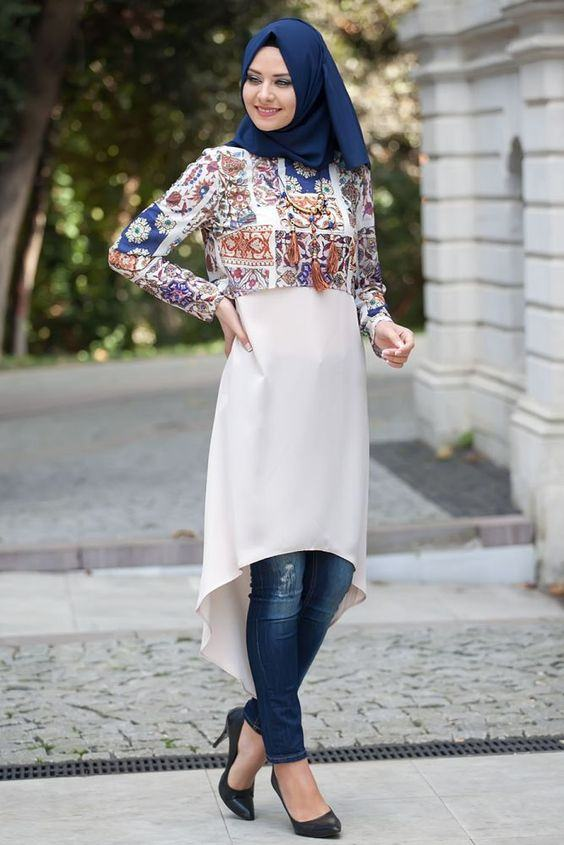 Stylish Hijab Fashion For Women 2017 / 2018