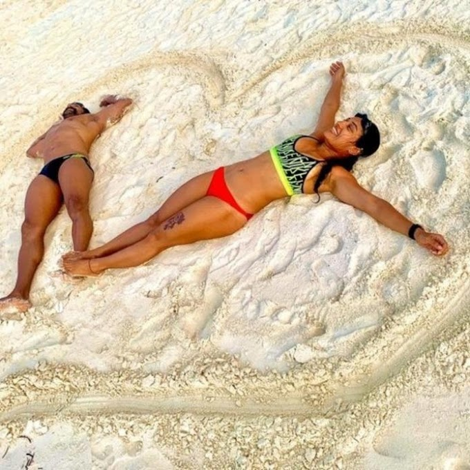 Pooja Ramachandran In Bikini Pics