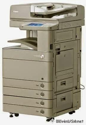 download Canon iR-ADV C5051 printer's driver