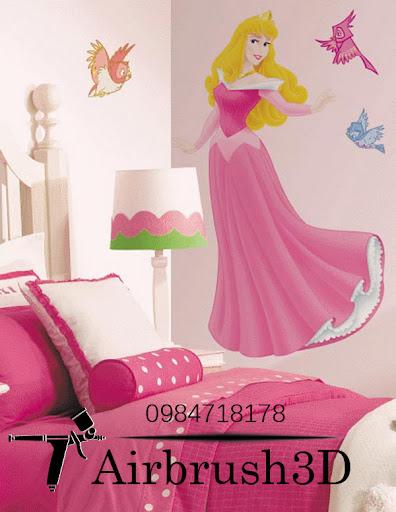 Trang trí làm đẹp cho căn phòng của bé, lớp mầm non