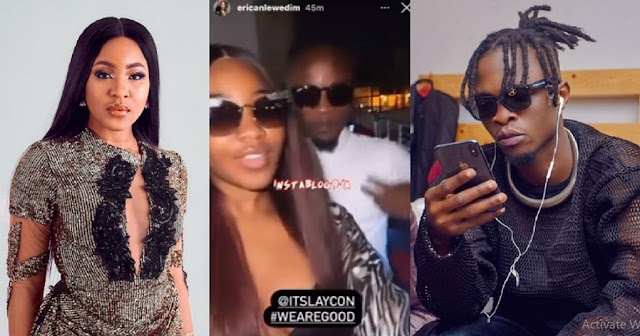 Stop Applauding The Wrong Things'— Timi Chides Those Criticizing BBN's Laycon And Erica For Reconciling [Video]