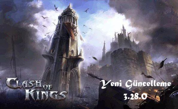 Ateşli Silah Kampı Güncellemesi v3.28.0 - Clash of Kings