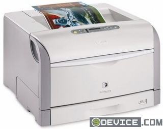 Canon LBP 5960 printing device driver | Free save & deploy