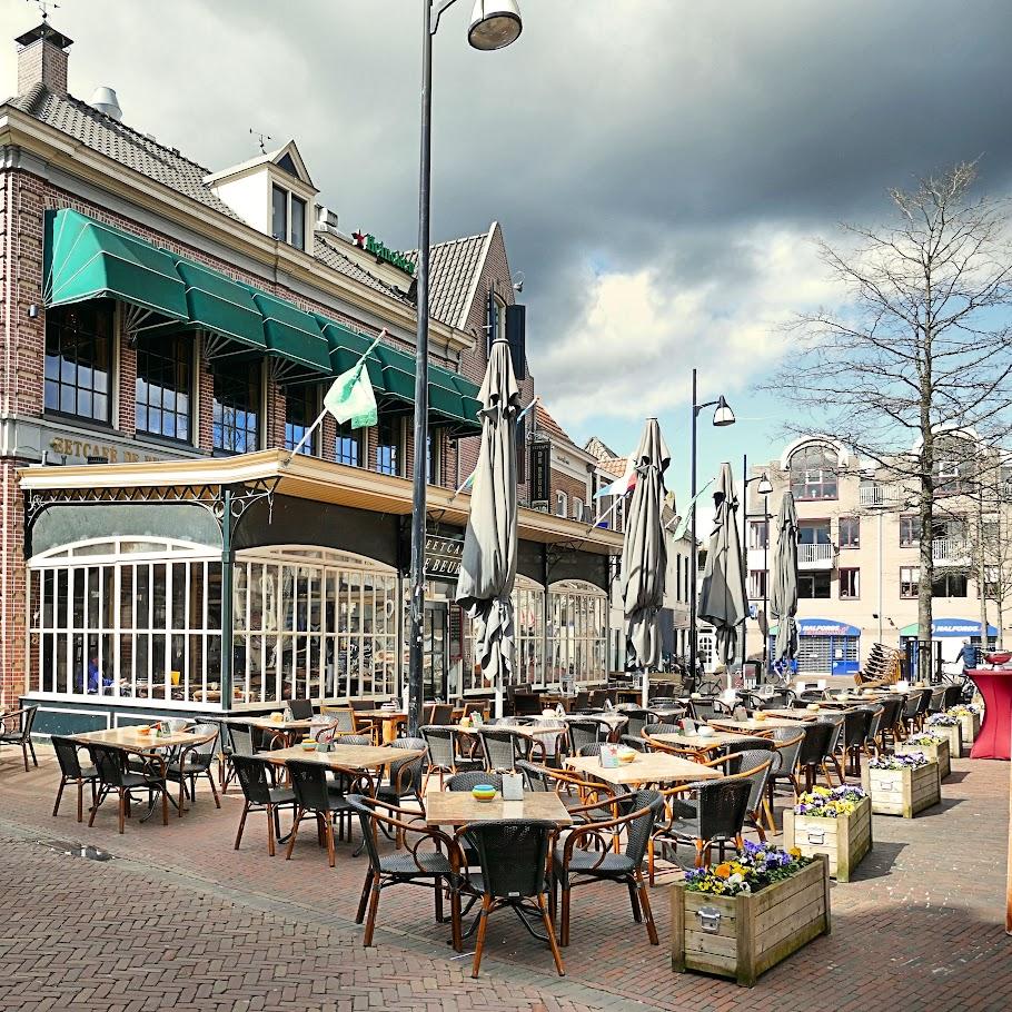 Aangeboden door: Stichting Microtoerisme InZicht Fotoblog Meppel Eetcafé Beurs