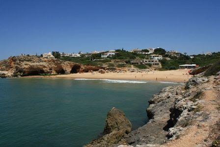 Praia do Pintadinho - Ferragudo