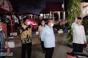 Rektor Unismuh Pantau Aktivitas Mahasiswa Malam Hari di Kampus