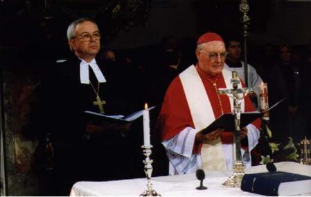 Taisnošanas mācība un katoļu un luterāņu vienība