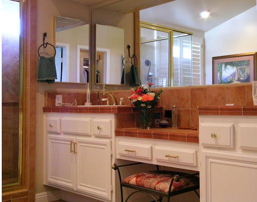 Gallery for gt master bathroom vanities double sink