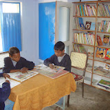 Children in Library