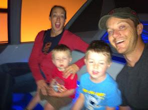 Photo: Blury Family Monorail