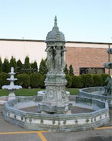 carved stone fountain, estate fountain, Exterior, Fountains, garden fountain, garden fountains, garden statuary fountain, marble fountain, outdoor fountains, Pool Surrounds, Statue, stone fountain, stone garden fountain