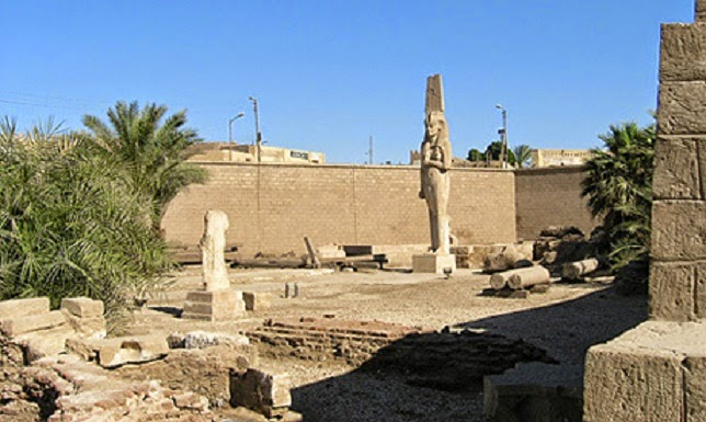 Ancient site in Upper Egypt targeted by looters