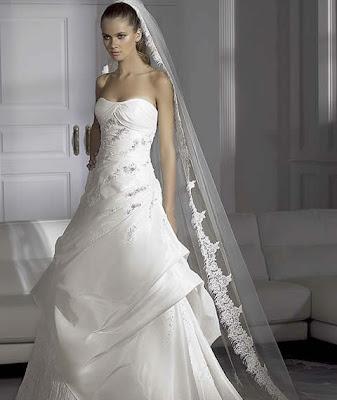 Modelo Hernani , Vestidos de novia Avance Pronovias 2009