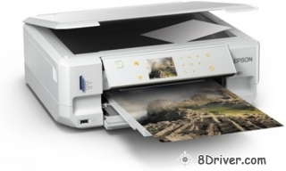 download Epson Expression Premium XP-615 printer's driver