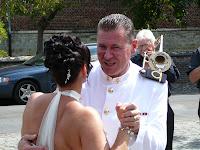 Huwelijksserenade Geert & Ginette / P1060130.JPG