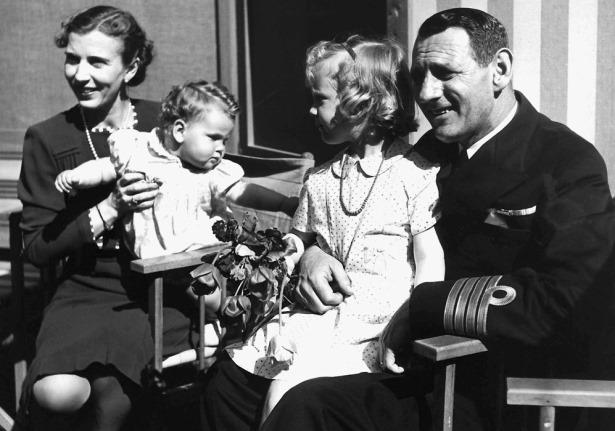 Margarita es la hija mayor del príncipe Federico y de la princesa Ingrid de Suecia.