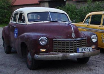 Checker 1947 A2