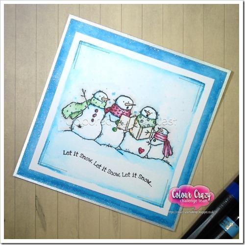 Singing Snowmen (1)