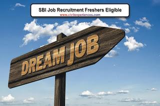 [SBI Jobs] Recruitment for 5000+ Clerk Posts Job Notification 2021