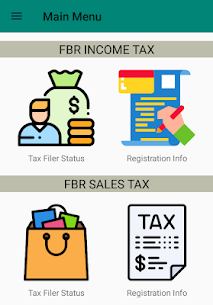 FBR Tax Filer Status App Download For Android 1