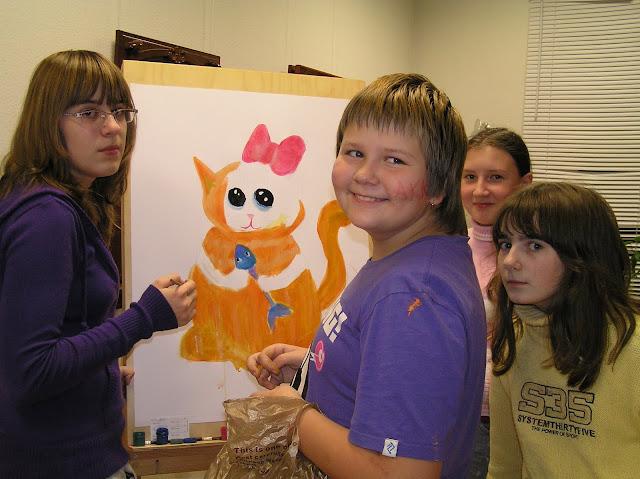 Kunstiosakonda sisseastunud laste pühitsemine - PB100355.JPG