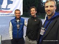 Soirée AIA - Réunion de très grands championsFabrice Moreau, Fabien Tillet et Adrien Hardy