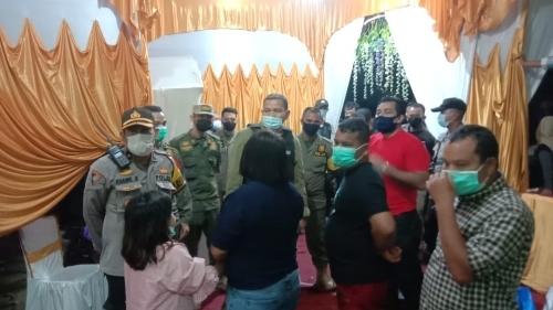 H+2 Lebaran Idul Fitri, 2 Acara Keramaian Dibubarkan Satgas Covid-19 Kota Payakumbuh
