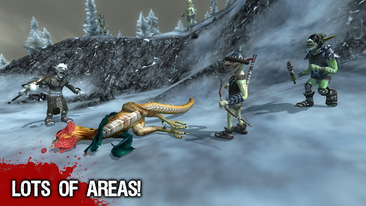 Real Basilisk Adventure 3D screenshot 3