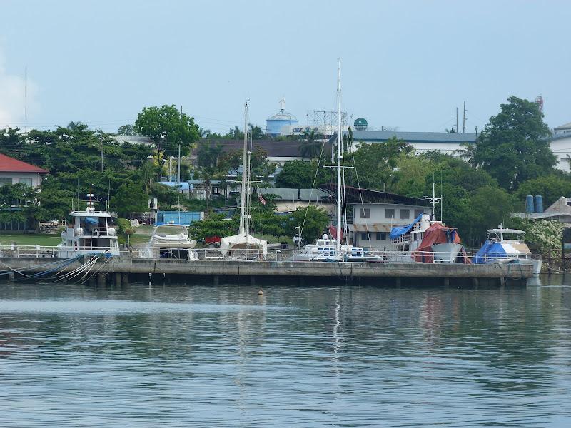 Port de plaisance, Mactan