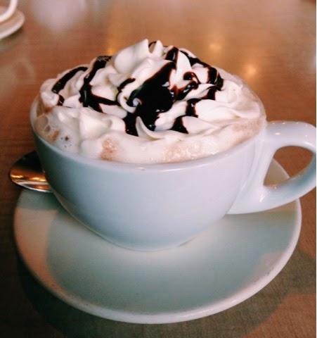 The Waffle LA, Hot Chocolate