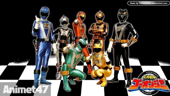 Ảnh trong phim Engine Sentai Go-onger The Movie 1