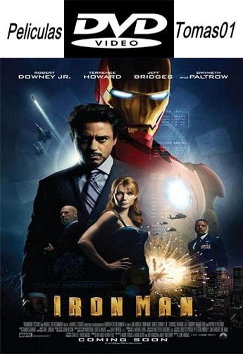 Iron Man (2008) DVDRip