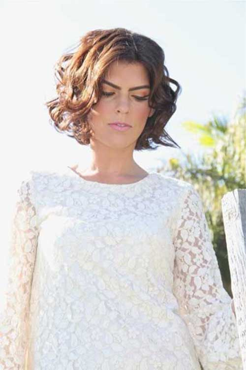 Short Curly Low Maintenance Hairstyles Hair