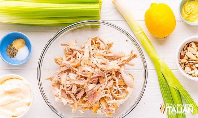chicken salad recipe ingredients