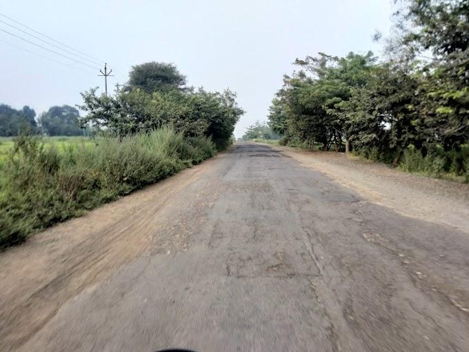 खेडी-गोंडपिपरी ठरताहे जिवघेणा महामार्ग!