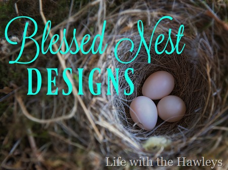 Blessed Nest Designs Logo 1