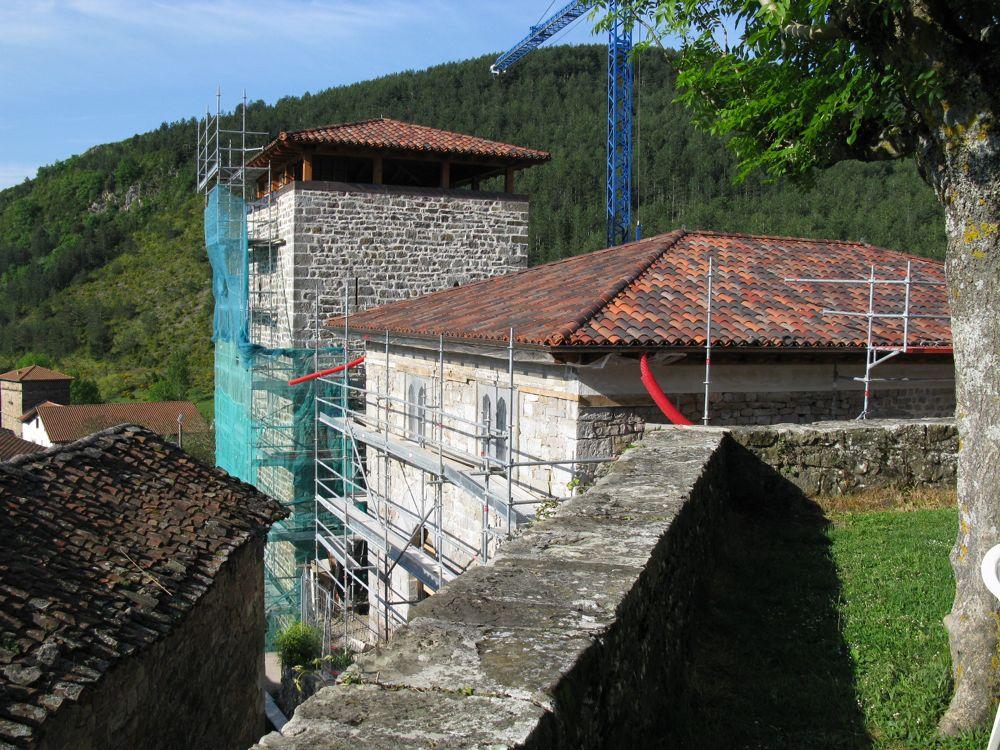 Reconstruccion Torre de Uriz - IMG_1369.JPG