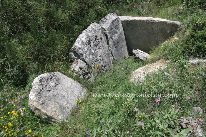 Dolmen de Montero