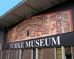 Burke Museum on the UW Campus