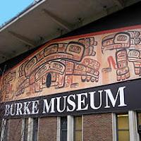 Burke Museum on the UW Campus