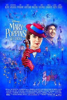 Capa O Retorno de Mary Poppins Torrent