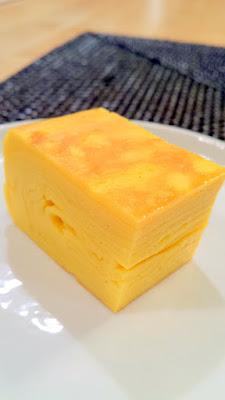 Tamago. Look at those perfect layers.