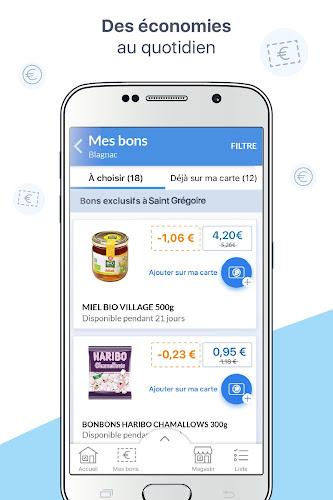 Leclerc Heyo Android App Screenshot