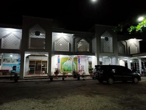 Sisi Lain Masjid Taqwa Simpang Karmeo Batanghari