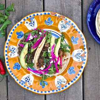 Guinness Braised Short Rib Tacos